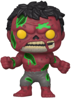 Фигурка Funko POP! Bobble Marvel Marvel Zombies Red Hulk 54474 / Fun2549956 -