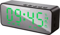 Радиоприемник Telefunken TF-1710B (черный/зеленый) -