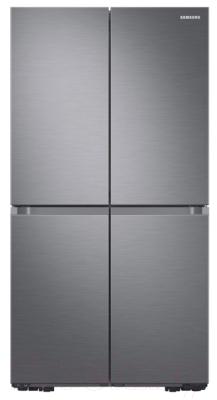 Холодильник с морозильником Samsung RF59A70T0S9/WT