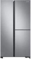 Холодильник с морозильником Samsung RH62A50F1SL/WT -