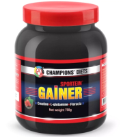 Гейнер Академия-Т Sportein Gainer (750г, клубника) -