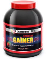Гейнер Академия-Т Sportein Gainer (2500г, клубника) -