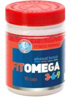 Жирные кислоты Академия-Т Fitness Formula Omega 3-6-9 (90 капсул) -