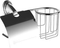 Держатель для туалетной бумаги Fashun A1503-1 (с держателем для освежителя) -