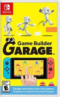 Игра для игровой консоли Nintendo Switch Game Builder Garage -