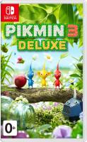 Игра для игровой консоли Nintendo Switch Pikmin 3 Deluxe -