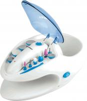 Аппарат для маникюра Scarlett SC-MS95002 (голубой) -
