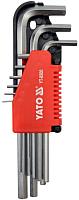 Набор ключей Yato YT-0508 (10 предметов) -
