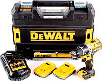 Профессиональная дрель-шуруповерт DeWalt DCD791D2-QW -