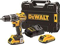 Профессиональная дрель-шуруповерт DeWalt DCD796D2-QW -