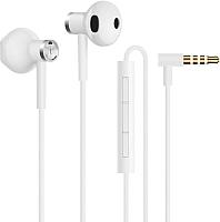 Наушники-гарнитура Xiaomi Dual Driver Earphones / ZBW4406TY (белый) -