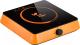 Электрическая настольная плита Kitfort KT-113-3 (оранжевый) -