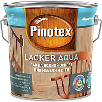 Лак Pinotex Lacker Aqua 10 5254104 (1л, матовый) -