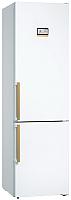 Холодильник с морозильником Bosch KGN39AW3OR -