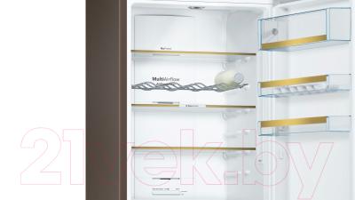 Холодильник с морозильником Bosch KGN39AD3OR