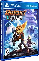Игра для игровой консоли Sony PlayStation 4 Ratchet & Clank -