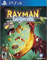 Игра для игровой консоли Sony PlayStation 4 Rayman Legends -