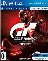 Игра для игровой консоли Sony PlayStation 4 Gran Turismo Sport (поддержка VR) -
