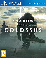 Игра для игровой консоли Sony PlayStation 4 Shadow of the Colossus. В тени колосса -