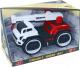 Автомобиль игрушечный BeiYuJia A6677-4 (инерционный) -