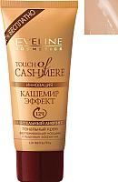 Тональный крем Eveline Cosmetics Кашемир. Эффект теплый бежевый (40мл) -