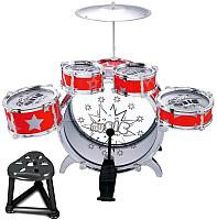 Музыкальная игрушка Jazz Drum Барабанная установка 6604-2 -