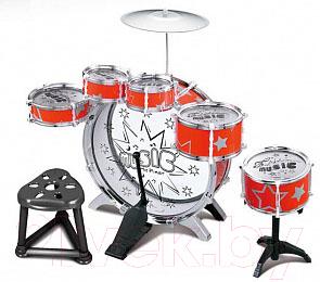 Купить Музыкальная игрушка Jazz Drum, Барабанная установка 518-101B, Китай, зависит от партии поставки