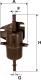 Топливный фильтр Filtron PS921 -