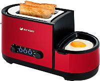 Тостер Kitfort KT-2012-2 (красный) -