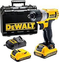 Профессиональный шуруповерт DeWalt DCF610D2-QW -