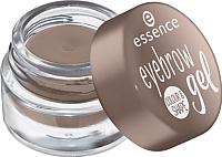 Гель для бровей Essence Colour & Shape тон 02 (3г) -