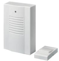 Электрический звонок Volpe UDB-Q021 W-R1T1-16S-30M-WH / 11014 -