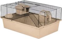 Клетка для грызунов ЕСО Терри-1 / 4010беж-черн -