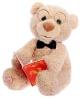 Интерактивная игрушка Zabiaka Мишка-сказочник / 5296436 -