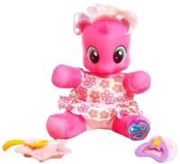 Интерактивная игрушка Zabiaka Любимая пони / 6889090 (розовый) -