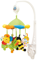 Мобиль на кроватку Canpol Babies Цветущий луг / 5570219 -