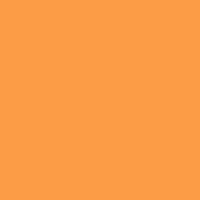 Фон бумажный FST 1033 Orange Yellow / ут-00000523 (2.72x11) -