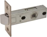 Защелка врезная Нора-М С-45 (матовый никель) -