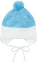 Шапочка для младенцев Amarobaby Pure Love Wind / AB-OD21-PLW16/19-38 (голубой, р-р. 38-40) -