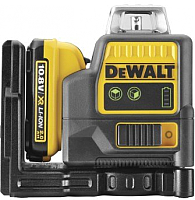 Лазерный уровень DeWalt DCE0811D1G-QW -