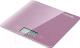 Кухонные весы Redmond RS-724-E (розовый) -