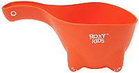 Ковшик для купания Roxy-Kids Dino Scoop / RBS-002-R (оранжевый) -