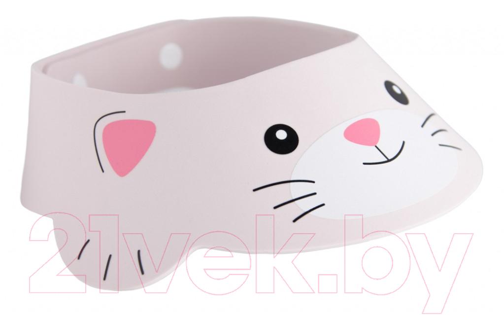 Купить Козырек для мытья головы Roxy-Kids, Серый котёнок / RBC-492-GY, Китай