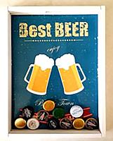 Копилка для пробок Grifeldecor Best Beer -