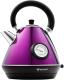 Электрочайник Kitfort KT-644-4 (фиолетовый) -