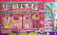 Кукольный домик Barmila Домик для кукол 60300 -
