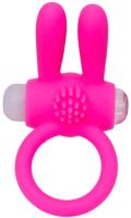 Эрекционное кольцо ToyFa A-Toys Rabbi / 769002 (розовый) -