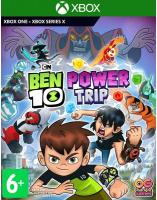 Игра для игровой консоли Microsoft Xbox One Ben 10: Мощное Приключение / 1CSC20004787 -