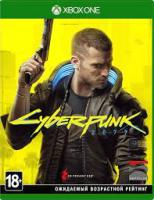 Игра для игровой консоли Microsoft Xbox One: Cyberpunk 2077. Collectors Edition / 1CSC20004212 -