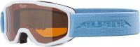 Очки горнолыжные Alpina Sports 2021-22 Alpina Piney / A7268412 (белый/синий) -